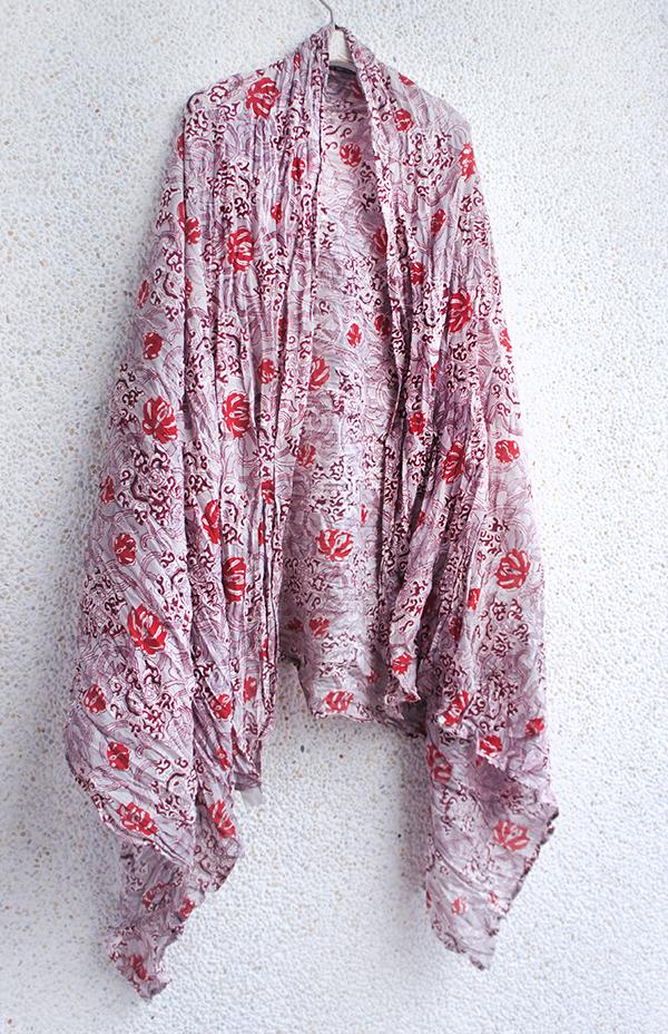 木印長巾.粉揆 1