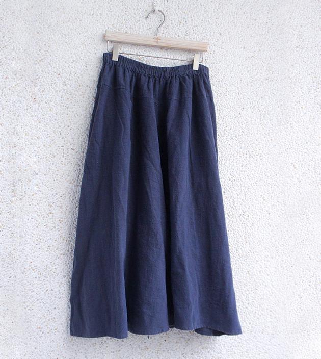 遊走寬褲裙 5